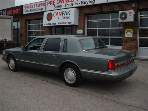 automotive service manuals 1997 lincoln town car head up display 1997 lincoln town car signature scarborough ontario car for sale 2347641