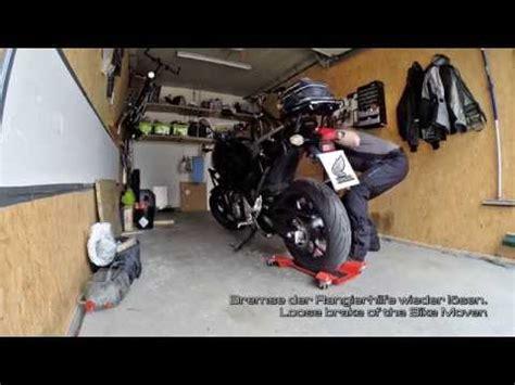 Motorrad Rangierhilfe Telefix Motoboy by Rangierhilfe Garage Trolley Agaclip Make Your