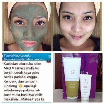 Masker Jafra Lumpur jual murah masker lumpur jafra masker wajah alami untuk