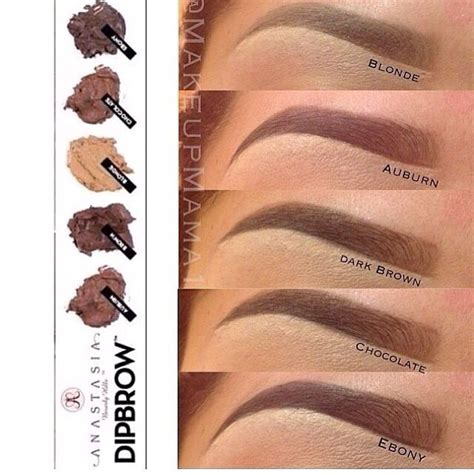 Pomade Color beverly dipbrow waterproof pomade makeup