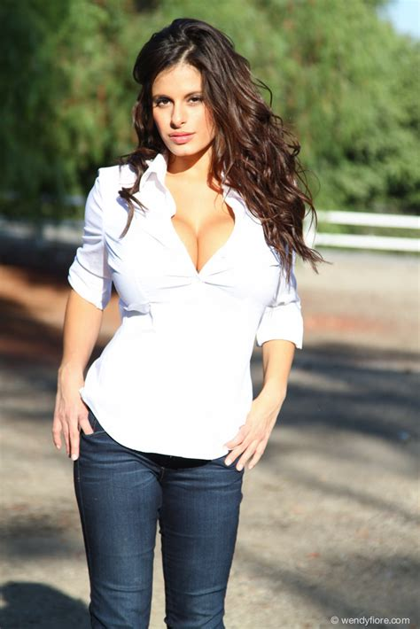 wendy fiore live white button up shirt wendy fiore
