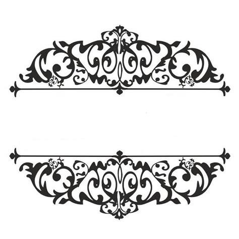 imagenes en negro para imprimir marcos vintage para imprimir blanco y negro buscar con