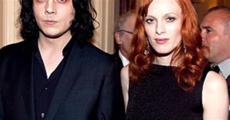 jack white karen elson jack white karen elson divorce throw party to quot celebrate