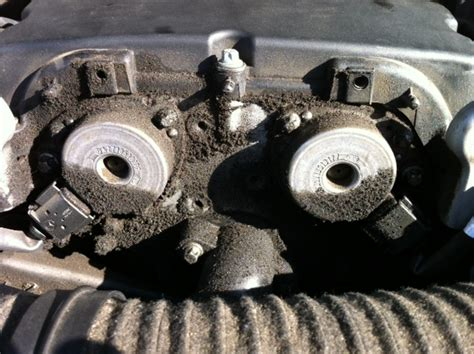 Magnet Camshaft Adjuster Mercedes C E Class W204 212 how would you clean this mbworld org forums