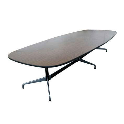 Herman Miller Meeting Table 1 12ft Herman Miller Eames Laminate Conference Table Ebay