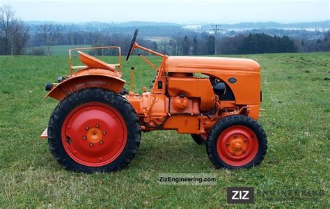 Allgaier Porsche by Allgaier Ap 17 195 Tractors Made In Germany