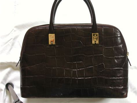 aigner munich handbag catawiki