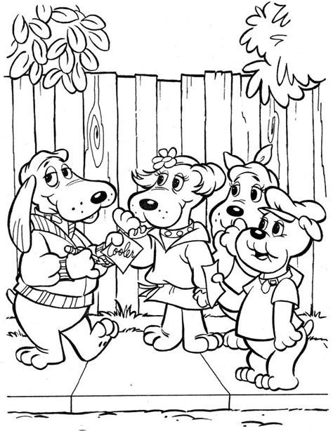 coloring pages sylvester and the magic pebble coloring