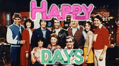 day shows happy days tv fanart fanart tv