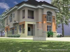 duplex housing 4 bedroom duplex designs plan in nigeria joy studio design gallery best design