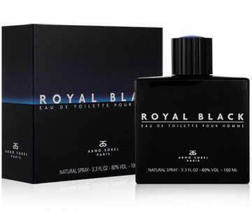 royal black by arno sorel 100ml eau de toilette price review and buy in dubai abu dhabi and