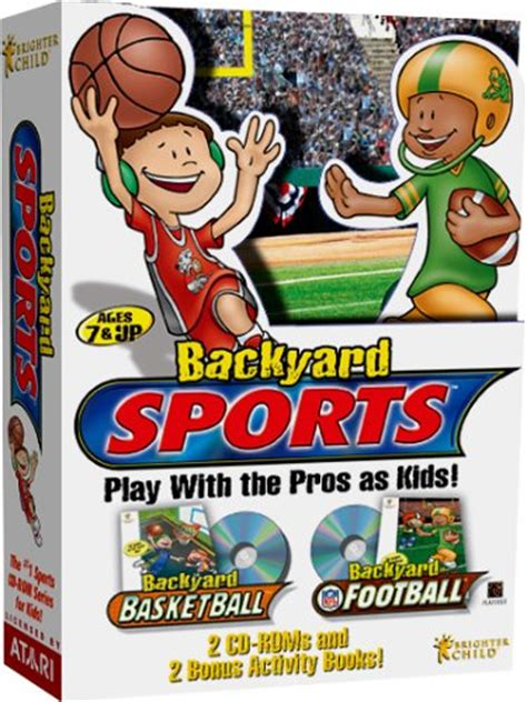 humongous entertainment backyard baseball backyard sports backyard basketball and backyard