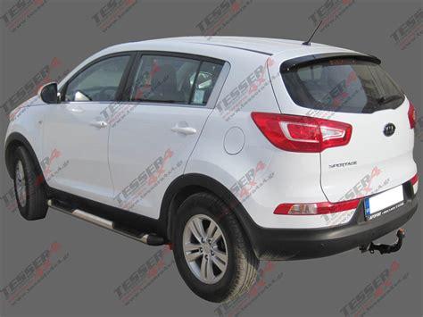 Towing Kia Sportage Tow Bars Kia Sportage 2011 Gt