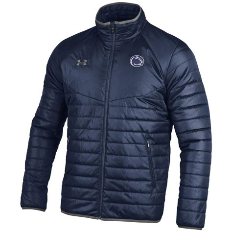 penn state armour s puffer sweater jacket mens gt jackets gt empty