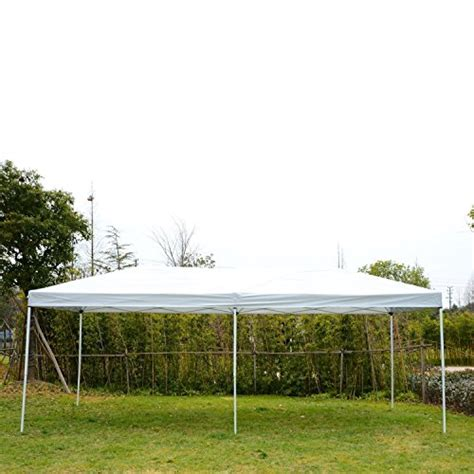 10 x 20 canopy walls outsunny 10 x 20 pop up canopy shelter tent with