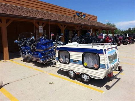 ultra light rv trailers funny rv taking ultra lite travel trailers to the next level