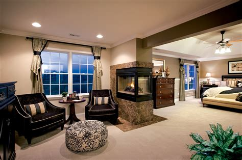New Homes With Floor Master Bedroom by Greenville Overlook The Langley Home Design
