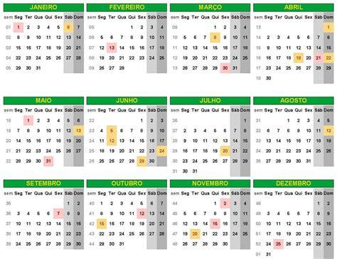 Calendario Outubro De 2018 Feriados 2018 Calend 225