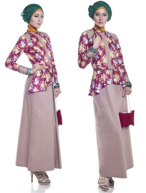 Desain Baju Muslim Modern desain busana muslim modern info fashion terbaru 2018