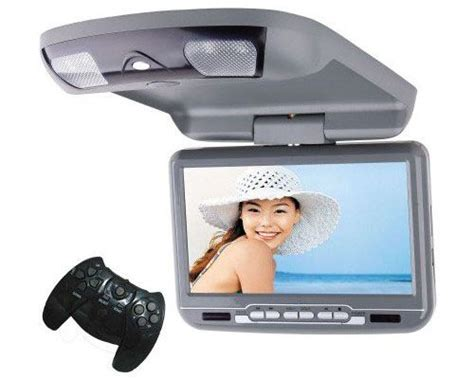 Car Dvd Player Ceiling Mount by 9 Inch Roof Mount Car Dvd Player Car Dvd Player