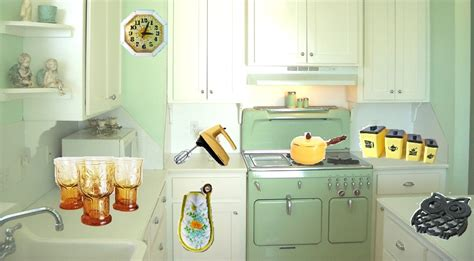 yellow vintage kitchen vintage kitchen grlfashionista s blog