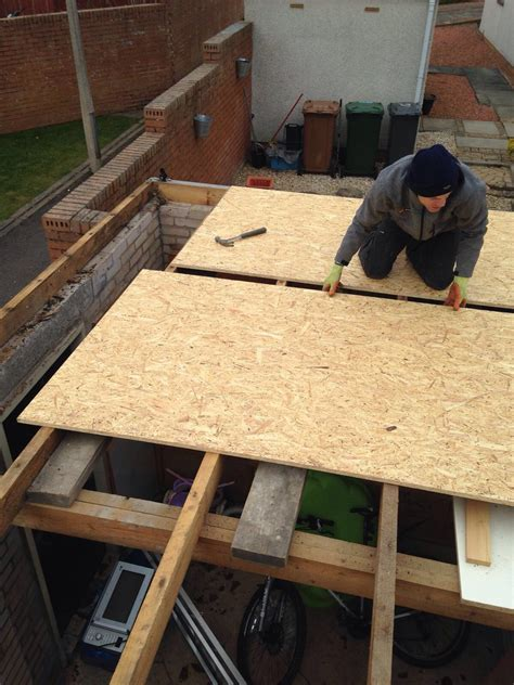How To Reshingle A Garage Roof by Km Roofing Edinburgh Nfrc Km Roofing