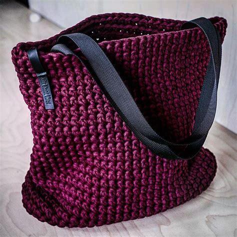 crochet pattern instagram purse instagram post by anna popovych knitknotkiev crochet