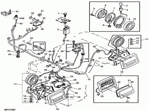 deere gator wiring diagram 4 x 2 wiring diagrams