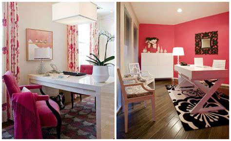como decorar um escritorio bem pequeno como decorar i love pink moda beleza novidades rosa
