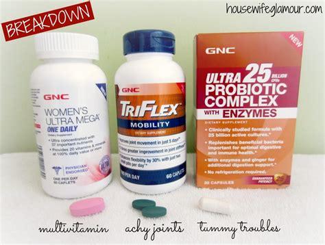 Suplemen Gnc Hey Vitamins Gnc Wellness Review In