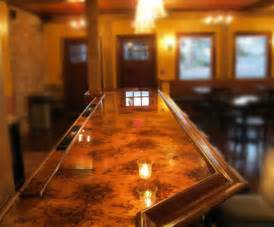 restaurant bar tops mottled copper bar in a restaurant colorcopper copper
