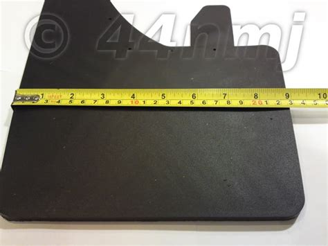rubber st uk 4 x wide rubber mud flap mudflaps set front rear