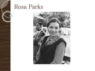 biography in context rosa parks ppt biography of rosa parks powerpoint presentation id