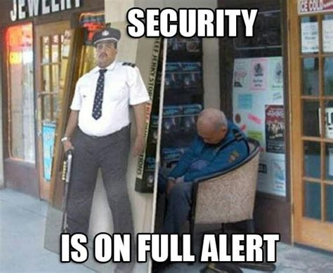 Security Guard Meme - 51 best bad ideas for locks images on pinterest funny