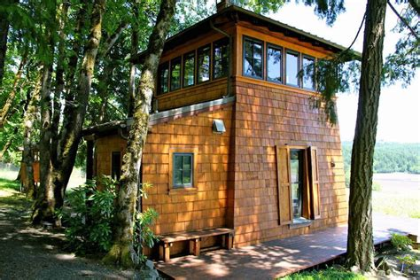 tiny house cabin wine country tiny house swoon