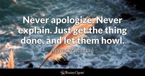 Tr Says Things On by Agnes Macphail Quotes Brainyquote