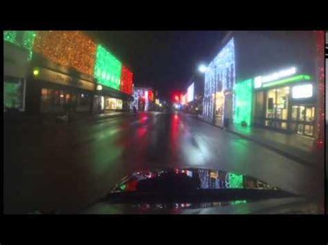 parade of lights ventura 2017 napanee christmas light s youtube