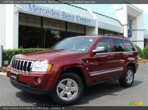 Jeep Grand 2007 Limited 2007 Jeep Grand Limited 4x4 In Rock