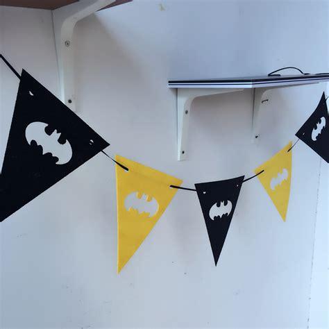 Banner Betmen Bunting Flag Batman 2016 new freeshipping batman partys 3 meter felt banner