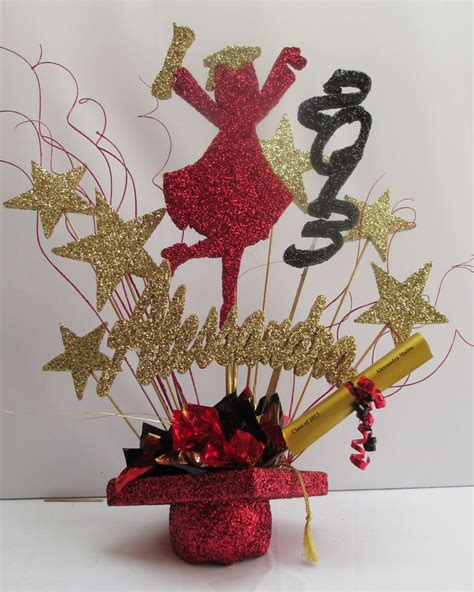graduation centerpieces 17 best ideas about graduation table centerpieces on