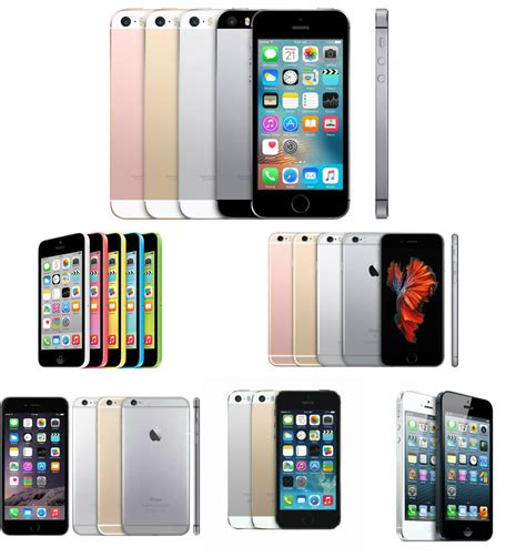 apple iphone    se     lte ios gsm factory unlocked smartphone ebay