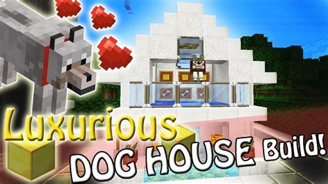 how to build a dog house in minecraft cool dog house minecraft www imgkid com the image kid