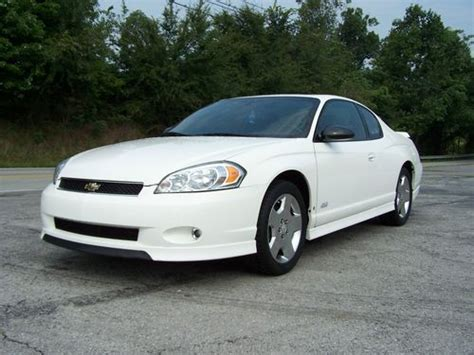 automobile air conditioning service 2006 chevrolet monte carlo user handbook purchase used 2006 chevrolet monte carlo ss coupe 2 door 5 3l in bee spring kentucky united
