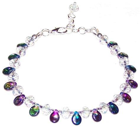 crystals to make jewelry magic bracelet beaded jewelry kit