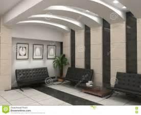 Loft Apartment Floor Plans Modern Foyer Interior Stock Photo Image 1965930