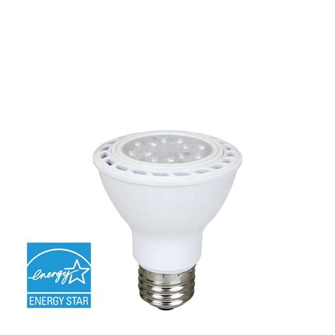 Dimmable Led Flood Light Bulb Euri Lighting 50w Equivalent Warm White Par20 Dimmable Led Flood Light Bulb Ep20 1020ew The