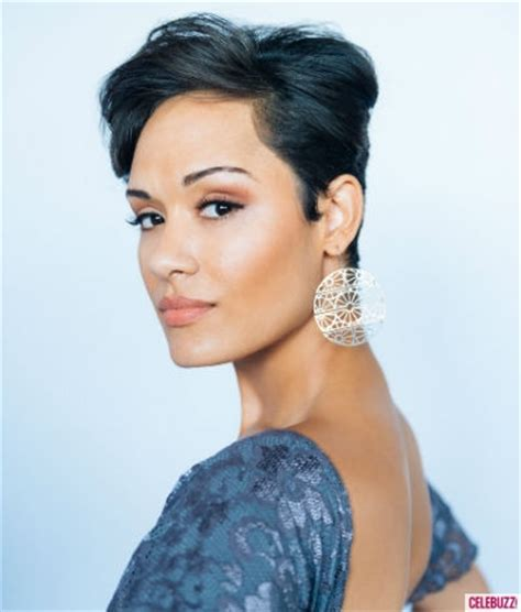 Empire Tv Show Hair Styles | empire s grace gealey discusses her big chop i would