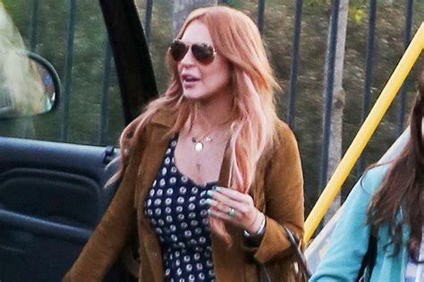Lindsay Leaves Rehab by Lindsay Lohan
