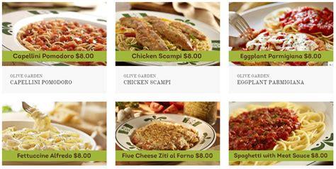 Olive Garden El Paso by Olive Garden En Restaurantweek Libritas De M 225 S By
