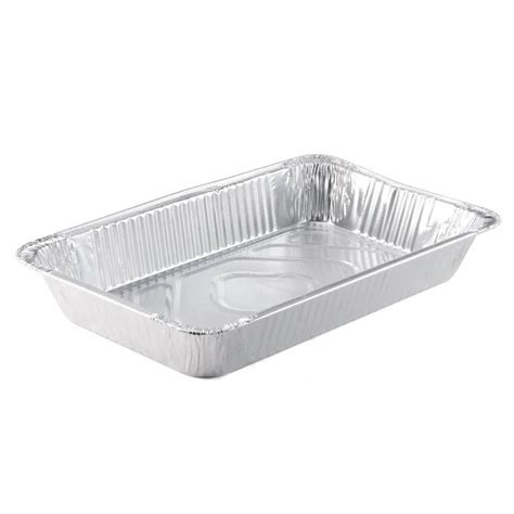 full size steam table pan choice full size foil steam table pan 3 3 8 quot deep 10 pack